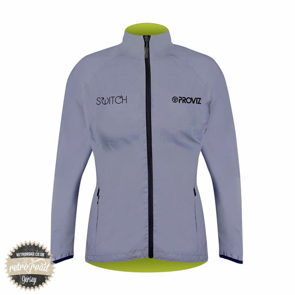Proviz Switch Jacket Ladies - Retro Road  - 1