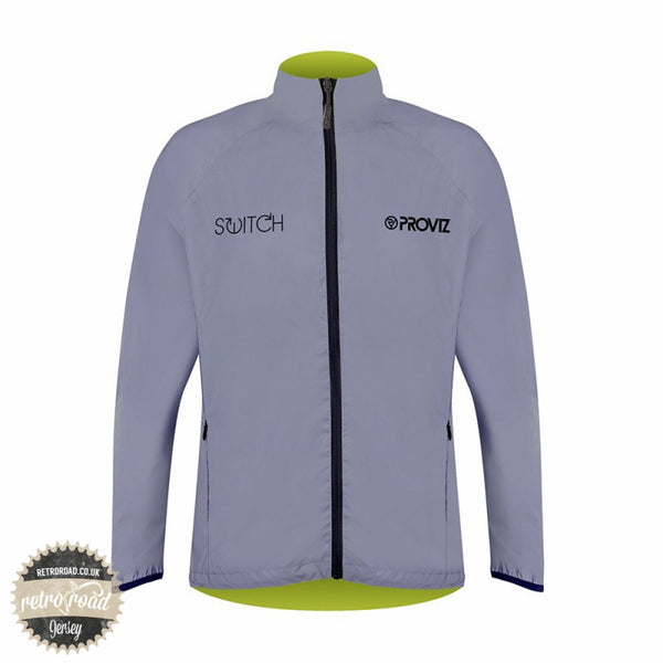 Proviz Switch Jacket Mens - Retro Road  - 1
