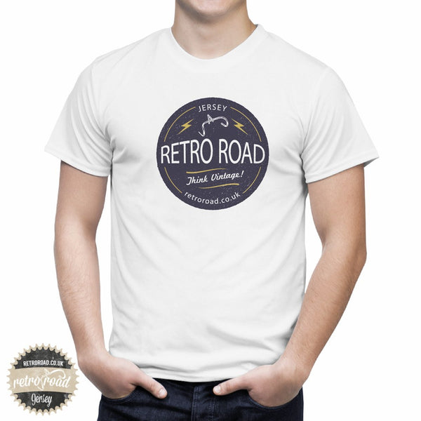"Retro Road ""Think Vintage"" T-Shirt - Retro Road"