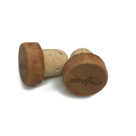 Retro Road Wooden Bar Plugs - Retro Road