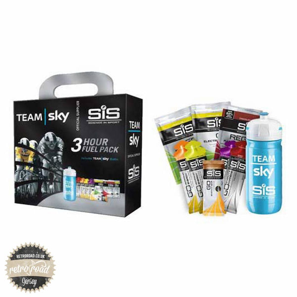 SKY 3 Hour Fuel Pack - Retro Road