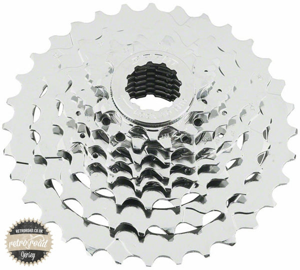 SRAM PG830 8 Speed Cassette 11-30T - Retro Road