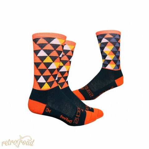 Sako7 Pro Solitude Socks - Ginger - Retro Road
