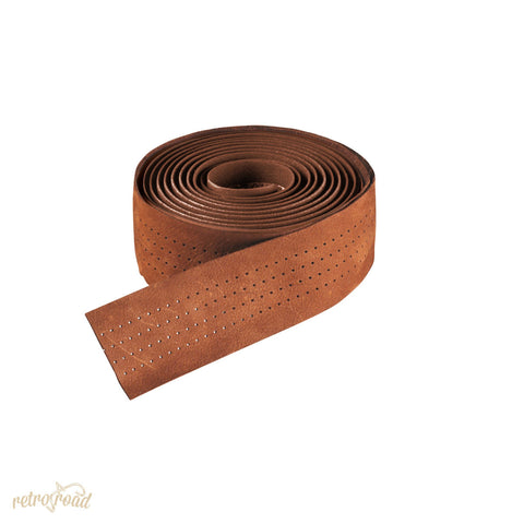 Sella Italia Leggenda Leather Bar Tape - Retro Road