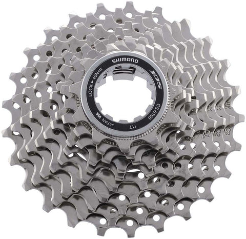 Shimano 105 10 speed Cassette (CS-5700) - Retro Road