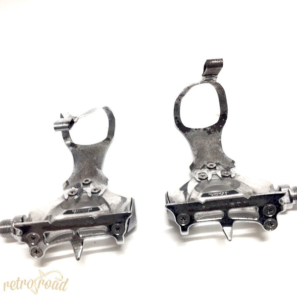 Shimano 600EX Vintage Road Bike Pedals - Retro Road  - 1