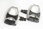 Shimano PD-R540 Clipless Pedals - Silver - Retro Road