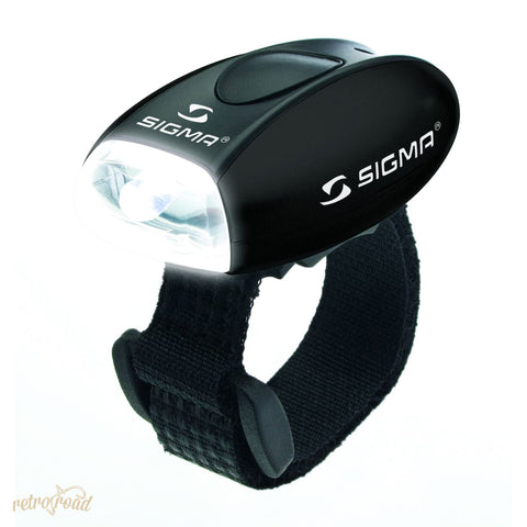 Sigma Micro LED Front Light - Retro Road