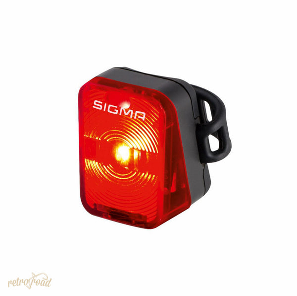 Sigma Nugget Flash Rear Light - Retro Road