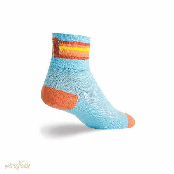 "Sock Guy Classic 3"" 1979 Socks - Retro Road"