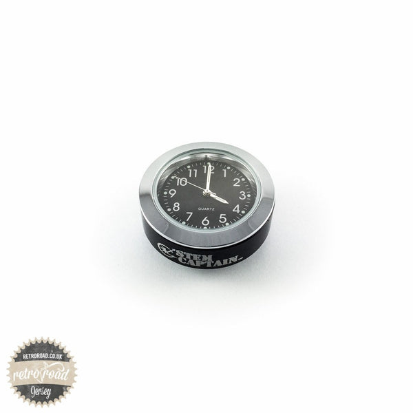 Stem Cap Enduro32 Clock - Retro Road
