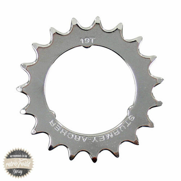 19T Sturmey Archer RX Sprocket - HSL992 - Retro Road