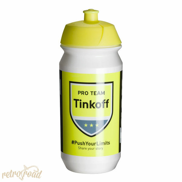 Tacx Shiva 2016 Pro Team Bottle - Proteam Tinkoff - Retro Road