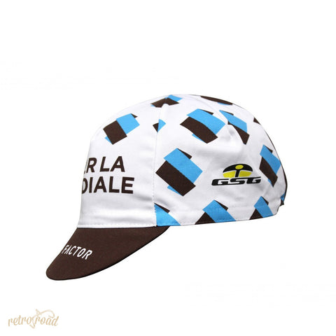 Team AG2R La Mondiale 2017 Cycling Cap - Retro Road