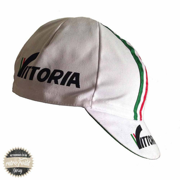 Vittoria Cotton Cap - Retro Road