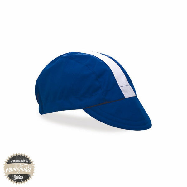 Walz Classic Cotton Cap - Blue/White - Retro Road