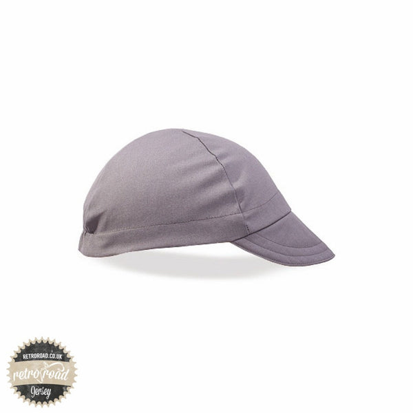 Walz Classic Cotton Cap - Grey - Retro Road