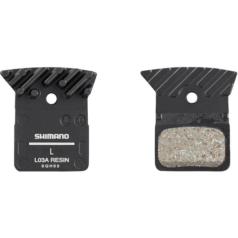 Shimano L03A Disc Brake Pads And Spring - Retro Road