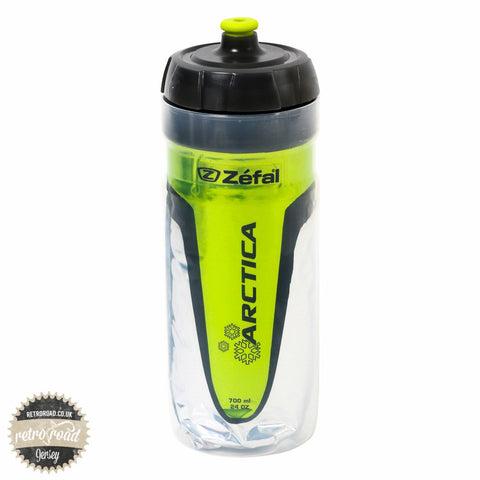 Zefal Arctica 55 550ml Bottle - Green - Retro Road
