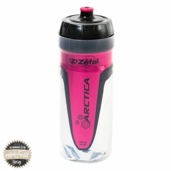 Zefal Arctica 55 550ml Bottle - Pink - Retro Road
