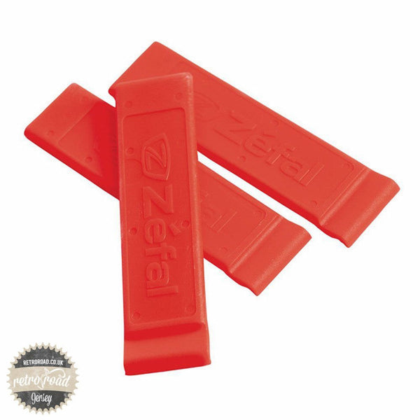 Zefal Z-Levers Tyre Tool (Pack of 3) - Retro Road