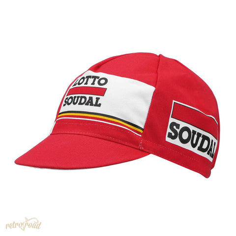 Lotto Soul Summer 2017 Cycling Cap - Retro Road