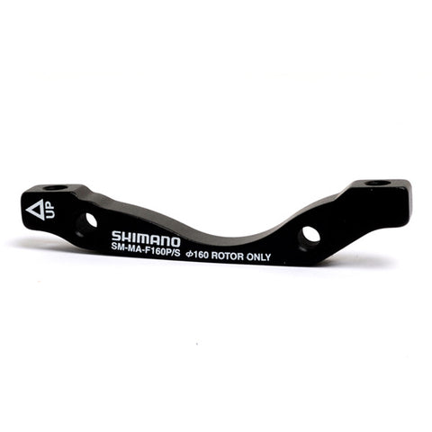 Shimano SM-MAF160PS Post Type Calliper Adapter For 160mm Front International Standard Fork - Retro Road