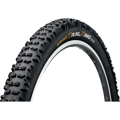Continental Trail King RaceSport Black Chili Folding Tyre - Retro Road