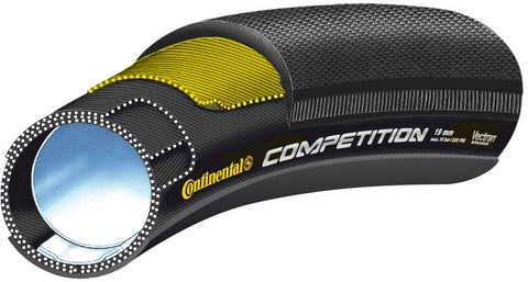Continental Competition Vectran Tubular Tyre - Retro Road