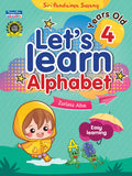 LET'S LEARN ALPHABET 4 YEARS OLD