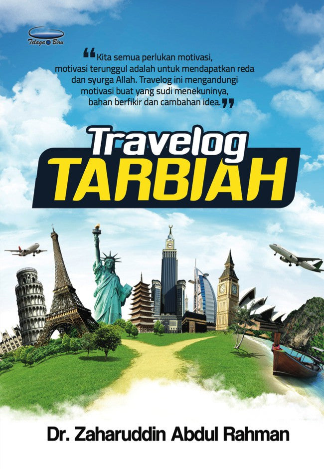 Travelog Tarbiah - (TBBK1357)
