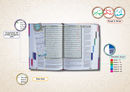 Al-Quran Al-Karim Al-Mubarak With English Translation and Guide On Waqaf & Ibtida' - (TBAQ1011)