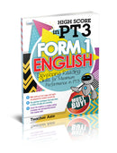 High Score in PT3 (English) (Form 1) - (TBBS1047)
