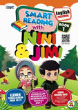 Smart Reading With Nini and Jimi English (Book 1)