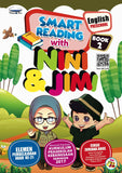 Smart Reading With Nini and Jimi English (Book 2)