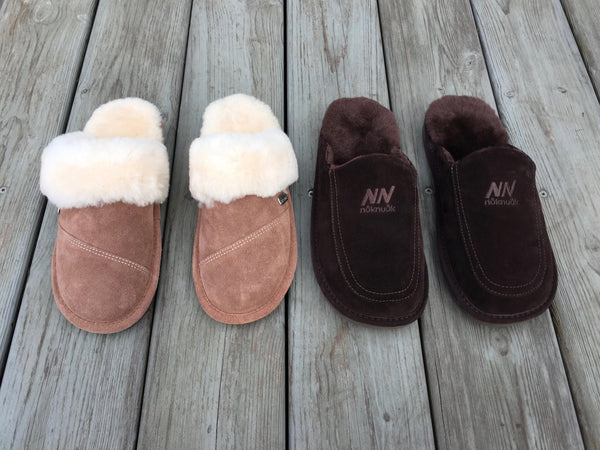 Nuknuuk slipper fit tips