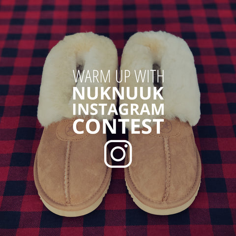 Warm of with Nuknuuk Instagram Contest