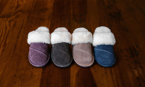 Nuknuuk Sheepskin Slippers