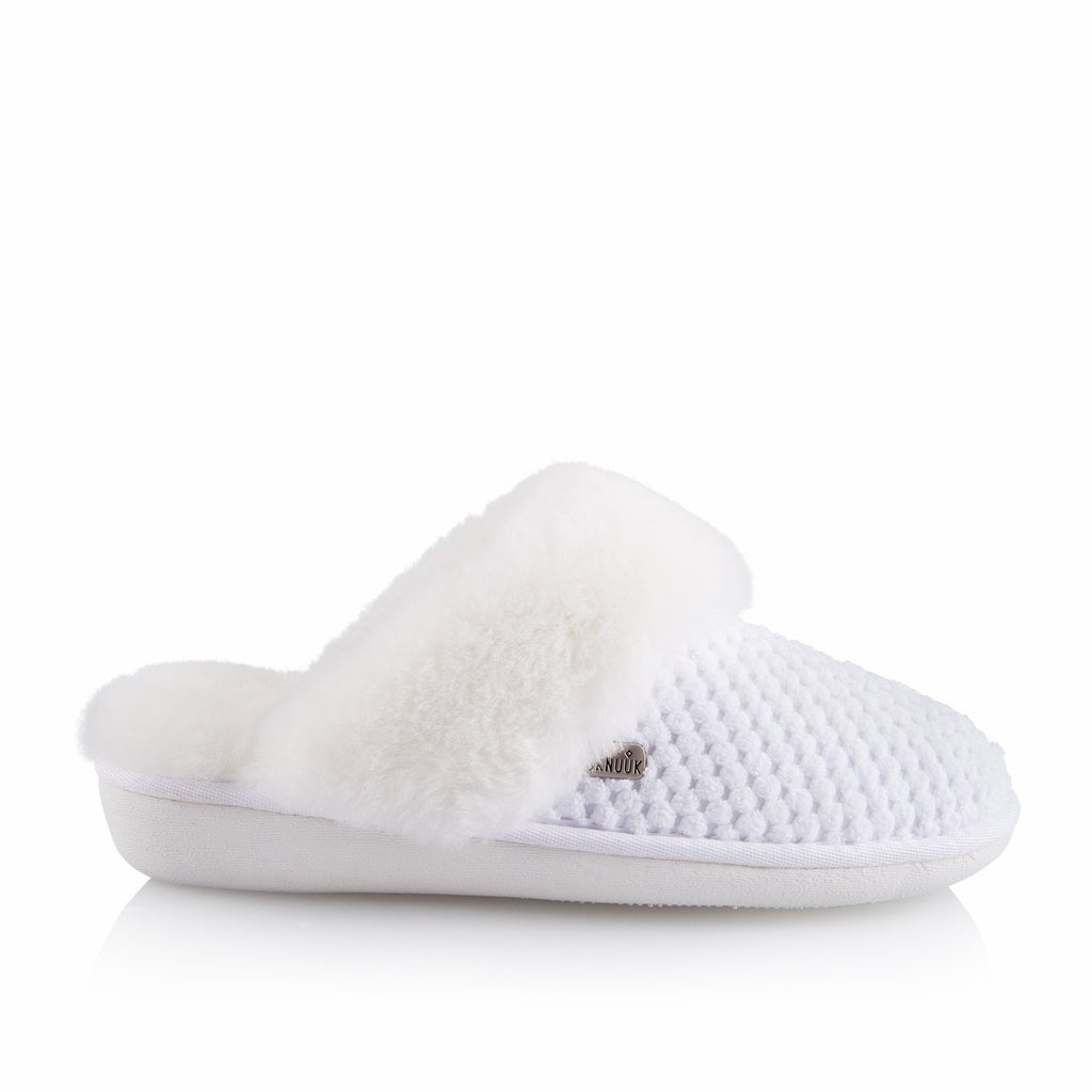 Alexa Women's Slipper (White)