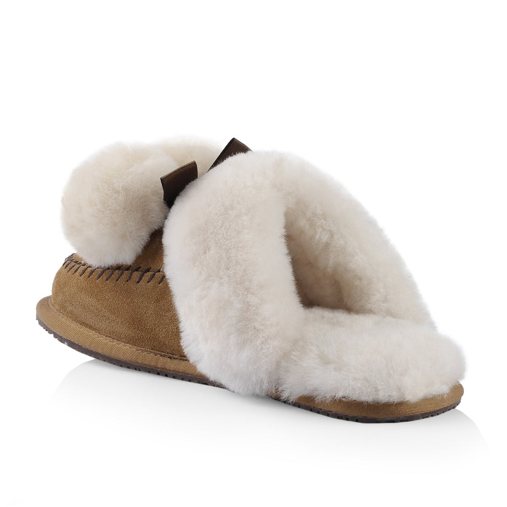 Ella Women's Slipper (Chestnut)