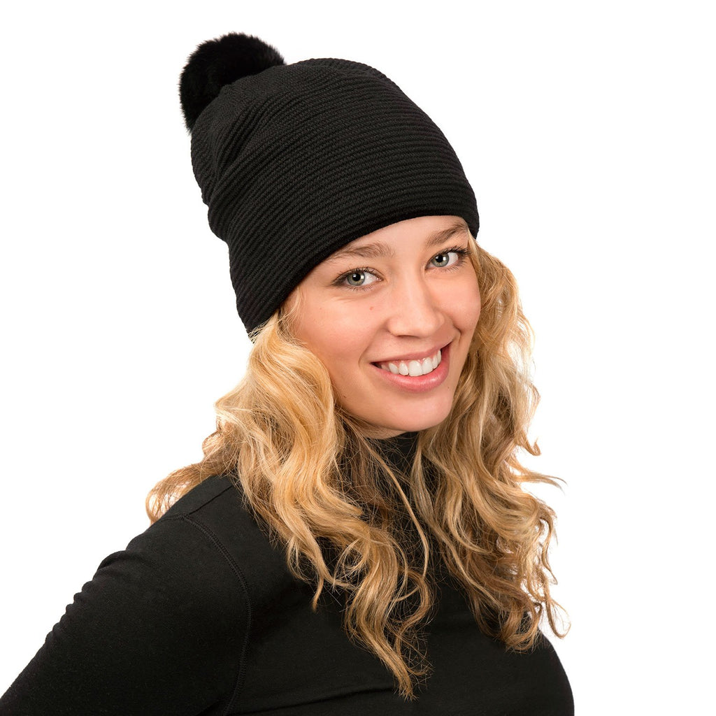 Loren Hat (Black/Black)