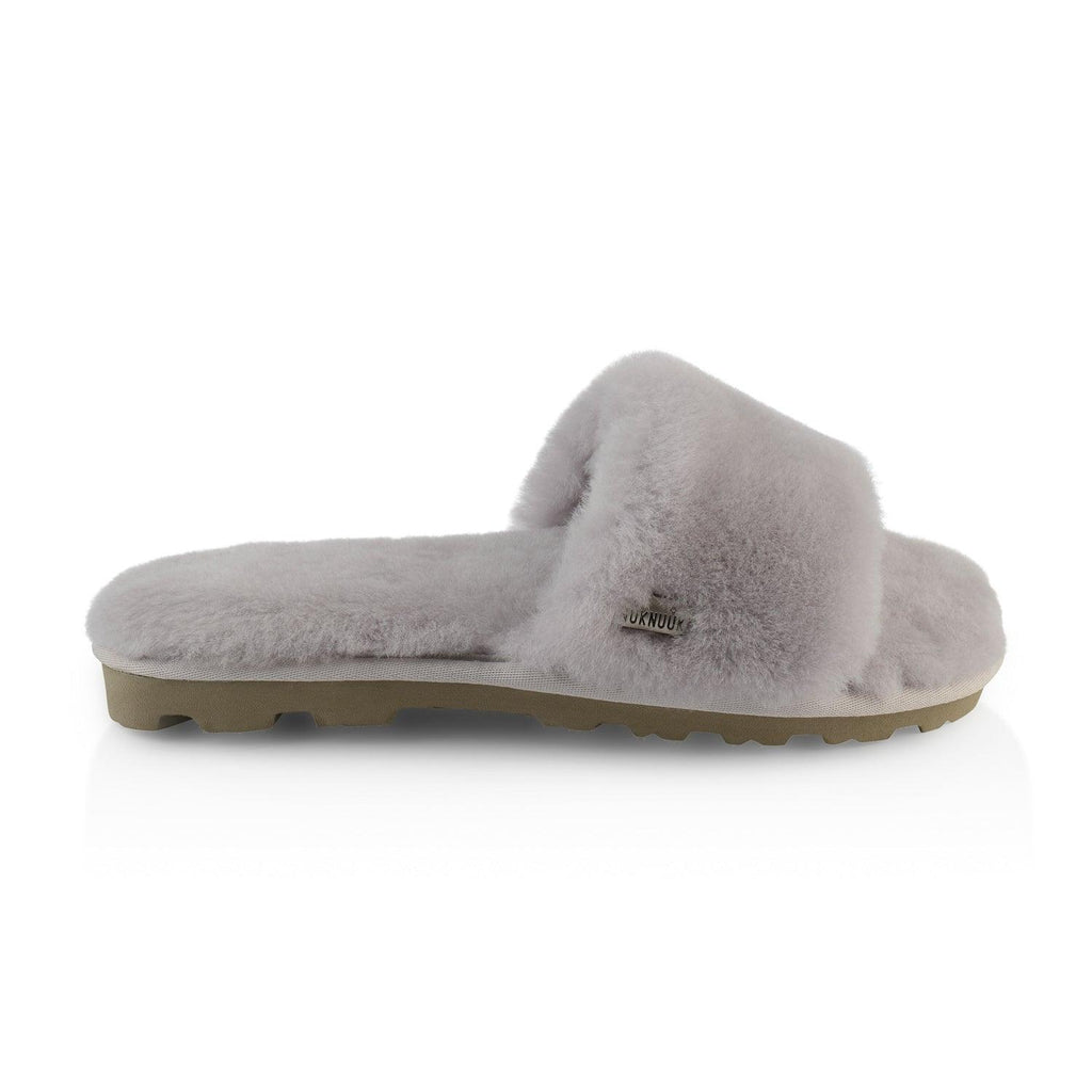 Slide20 Women's Sandal (Grey/Violet)