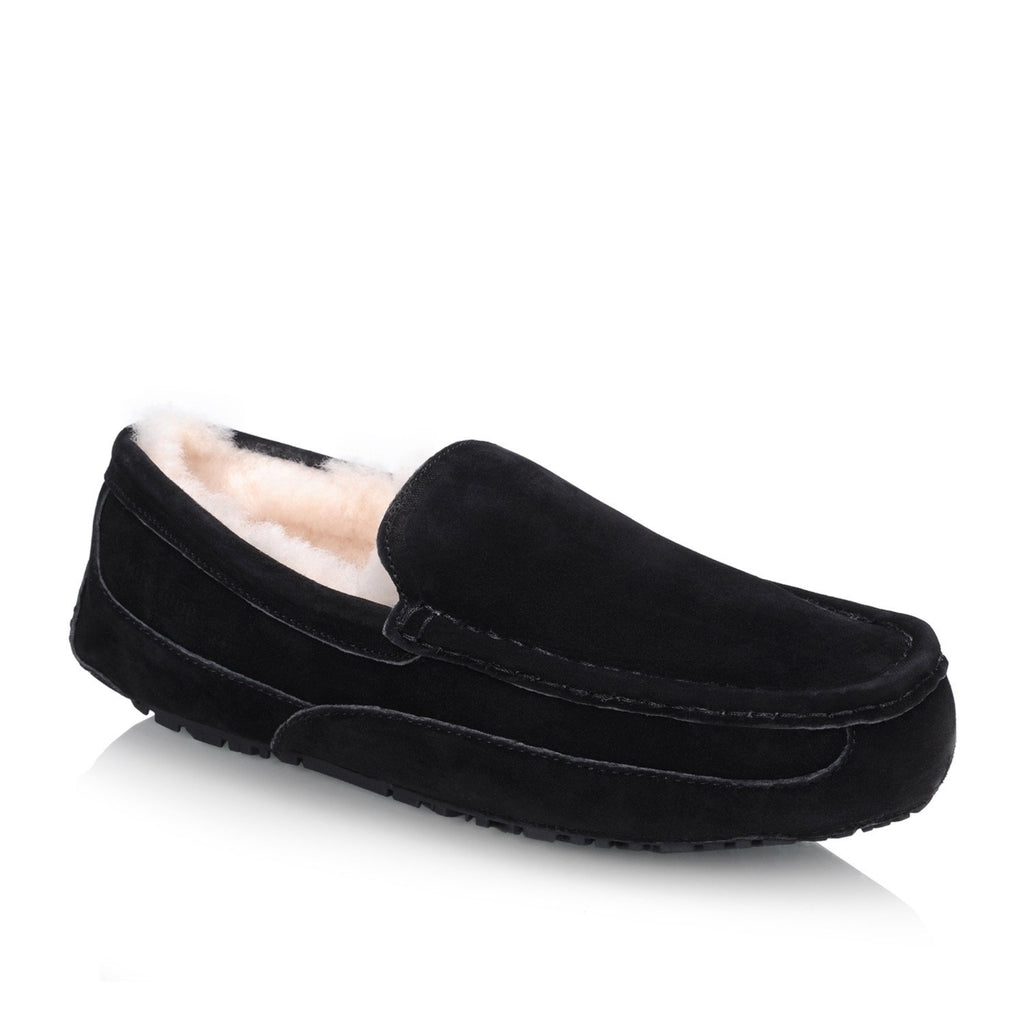 Spencer Men's Slipper (Black)