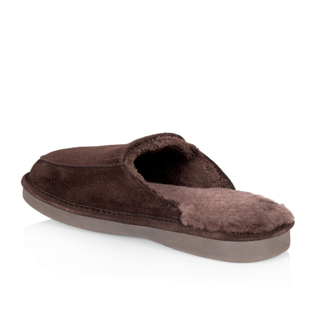 Todd men's slipper (Brown)