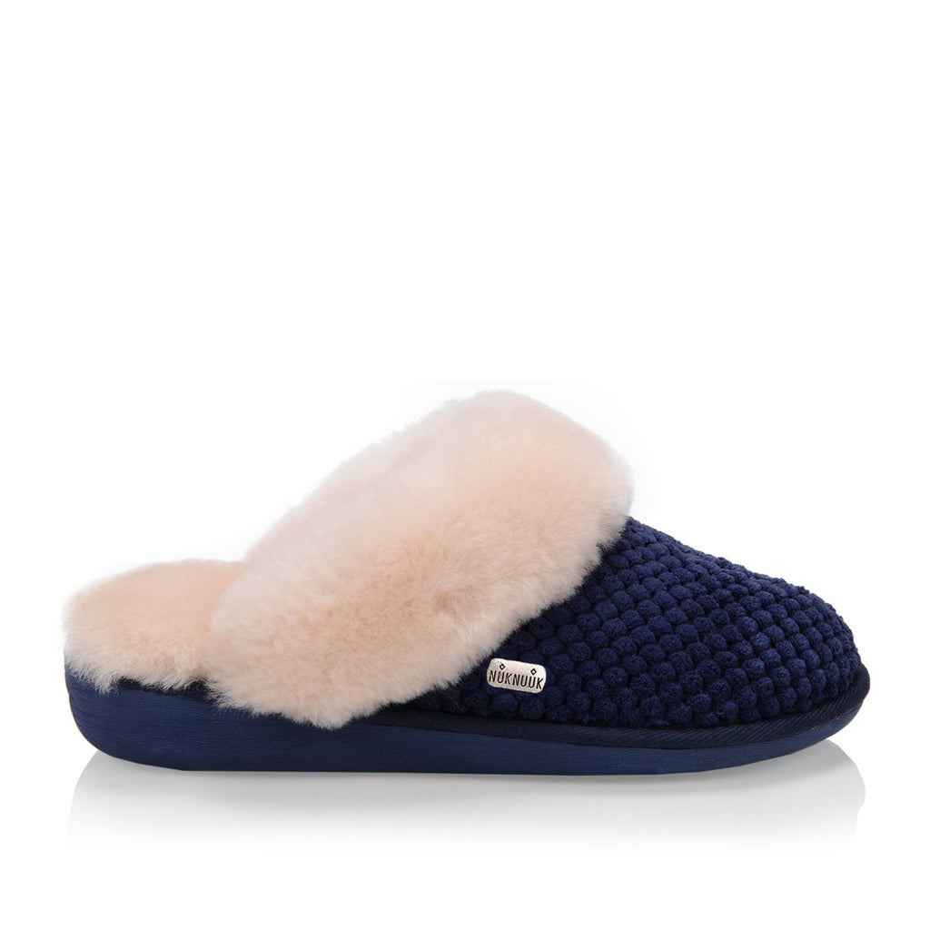 Alexa Women's Slipper (Navy)
