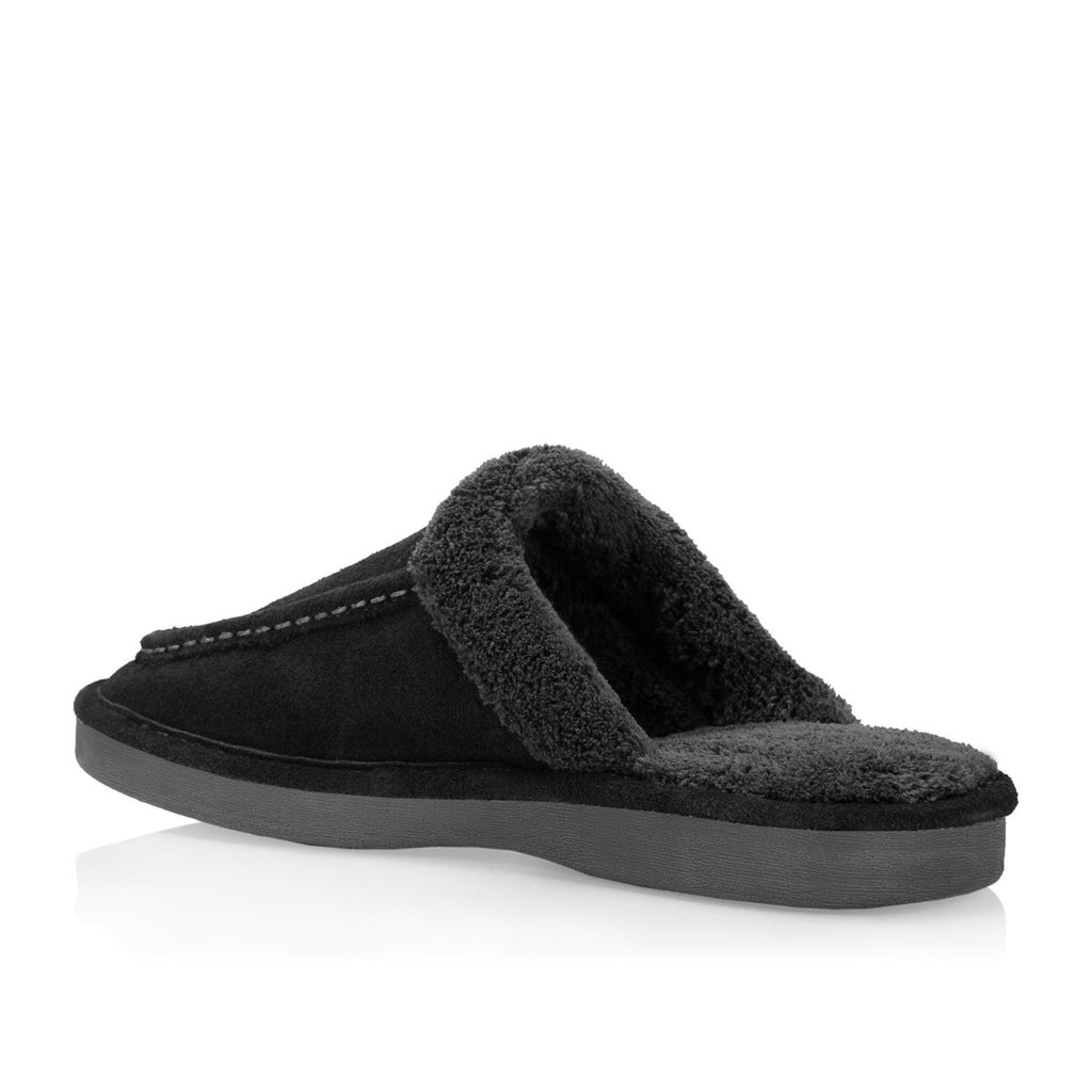 Ed men's slipper (Black)