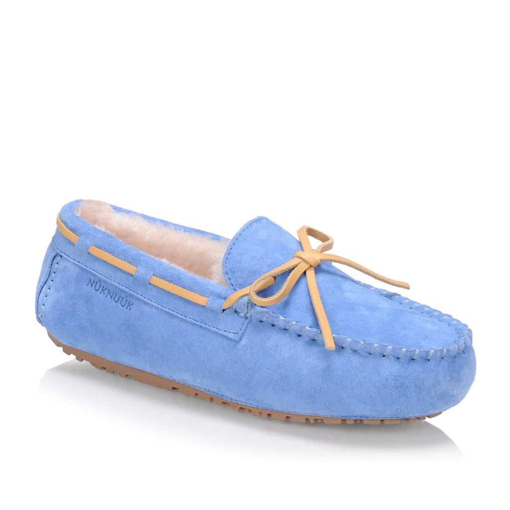 Lacey Women's Slipper (Cornflower Blue)