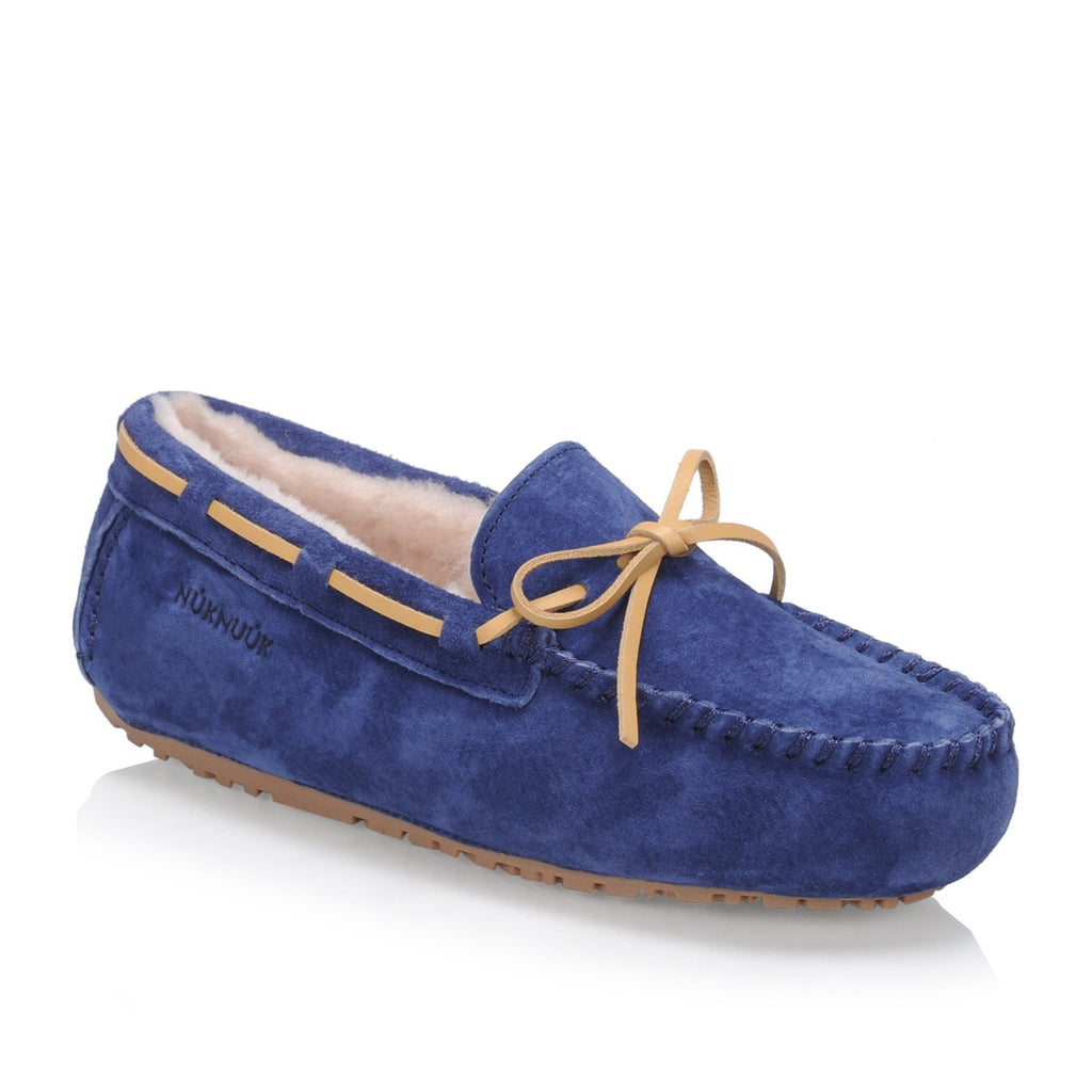 Lacey Women's Slipper (Indigo)