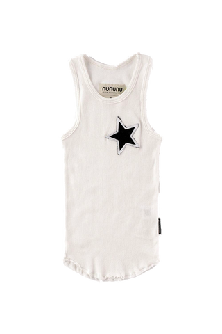 Star Patch Tank Top