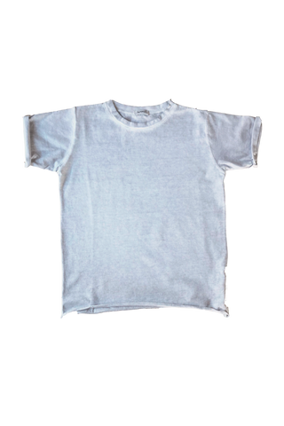 Washed Grey Baby T-Shirt